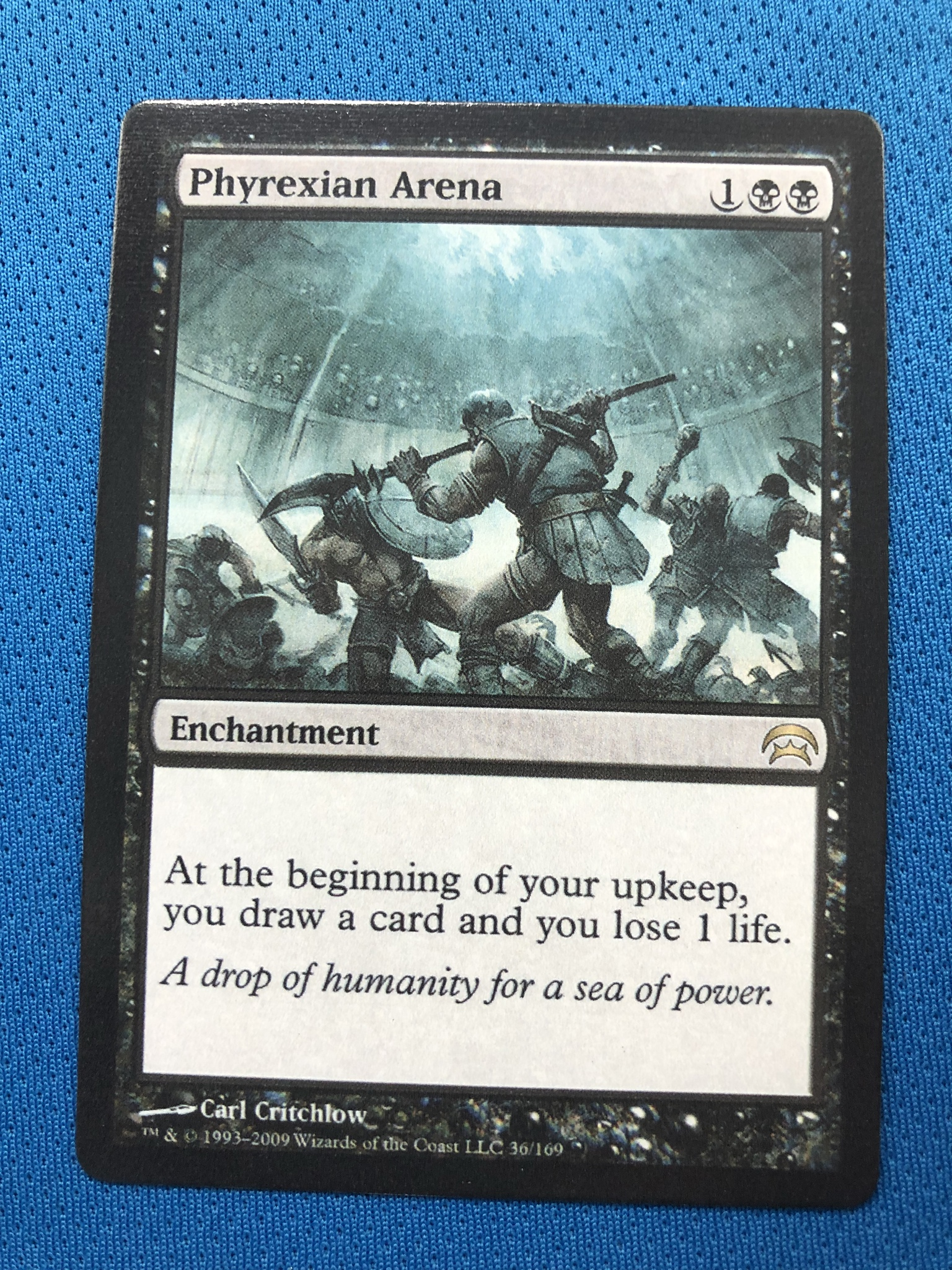 Phyrexian Arena  Planechase (HOP) Magician ProxyKing 8.0 VIP The Proxy Cards To Gathering Every Single Mg Card.