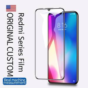 Tempered Glass For Xiaomi Redmi Note 7 8 Pro Redmi Note 8 K20 Pro HD Phone Glass Screen Protector 9D Full Screen Protective Film