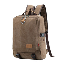 Casual Oxford Cloth Men Laptop Backpack 2019 New Trend Simple Male Travel Durable School Bag