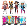 New Lol Surprise Doll Figure Doll OMO Suprise Model Fashion Doll Play House Blind Box Cute Lol Dolls Brithday Gift for Baby Girl 1