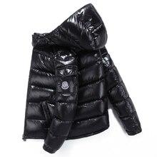 Высококачественная Мужская куртка, европейский бренд M, водонепроницаемая, зимняя, мужская, свободная, плюс размер, для пары, пальто для женщин, зимняя одежда с капюшоном