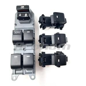 Image 2 - Lighted LED Power Single Window Switch set For Toyota RAV4 RAV 4 Camry Corolla Yaris Cruiser Vios Left driving backlight
