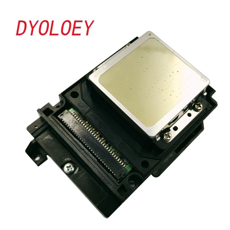 Original F192040 UV TX800 Printhead print head for Locor For skycolor For PuJie UV Photo machine