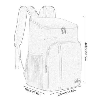 18L na zewnątrz wodoodporny piknik izolacji zachowanie plecak szczelna o dużej pojemności torba izolacyjna tanie i dobre opinie CN (pochodzenie) Oxford cloth