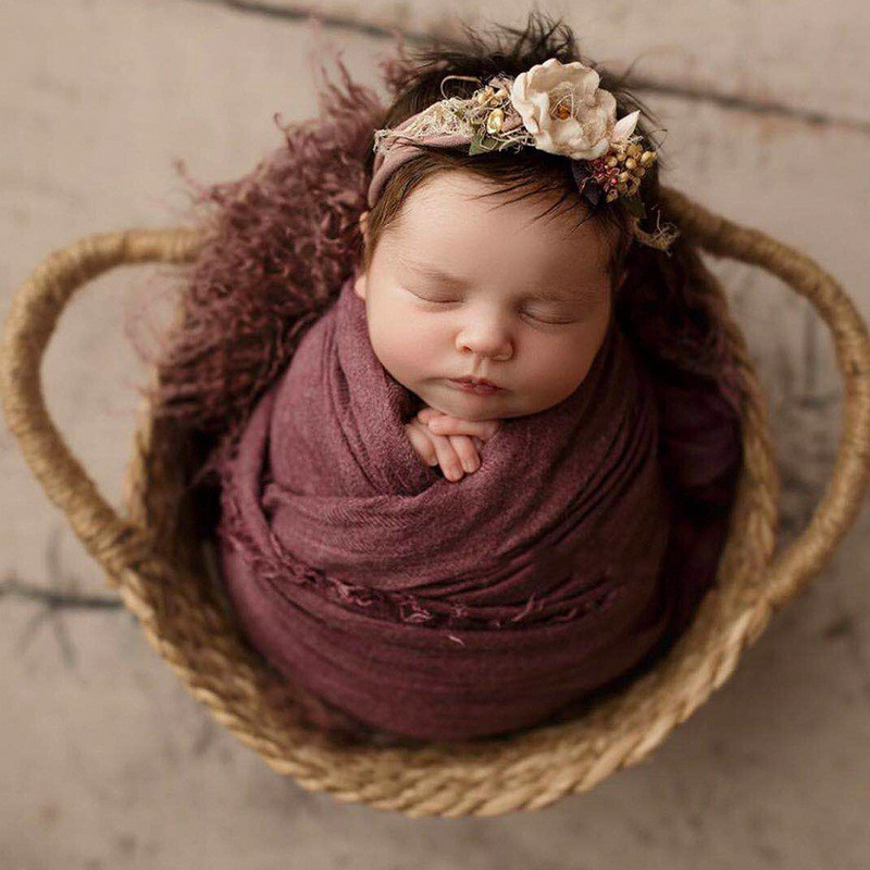 newborn-basket-photography-propshandwoven-baby-bed-for-photography-props