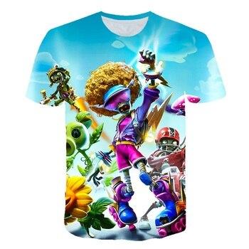 2019 New Detective Pikachu Pokemon Top 3d Print Tshirt Kids Summer Clothes Boys T Shirts Girls Hip Hop Streetwear