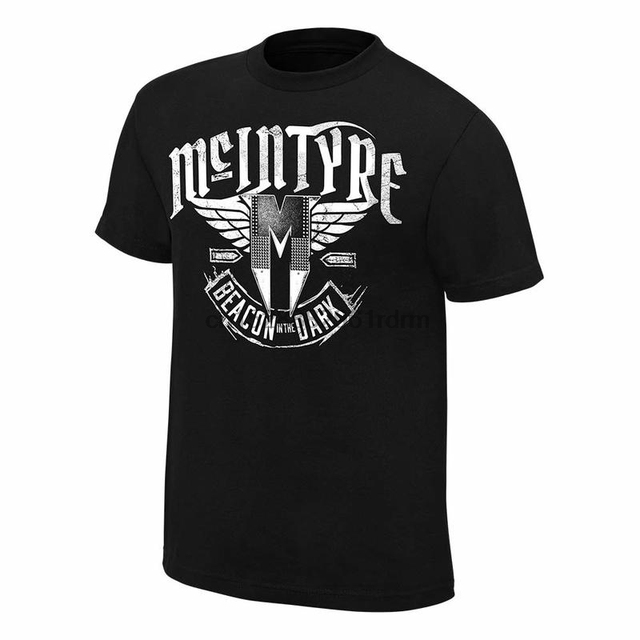 Drew McIntyre Beacon in The Dark Youth Authentic T-Shirt