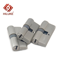 HILUKE rass door safe lock cylinder Europe stander 63mm high  lock core secure key home wooden bedroom door все цены