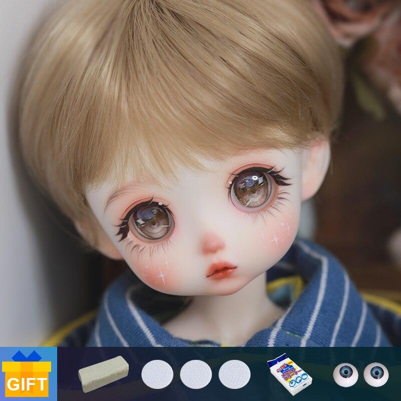 1/6 boneca bjd shuga fura fada anime figura resina brinquedos para crianças presente surpresa para meninas aniversário conjunto completo brinquedo boneca accesorios