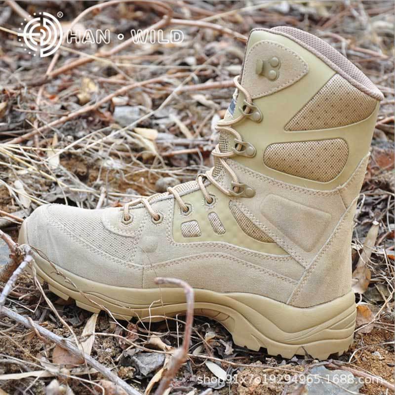 Mach Three Super Light Tactical Boots Hight-top Red Spider 511 Magnum Tactical 07A Combat Boots Desert Boots