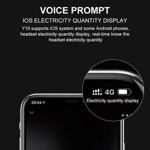 Image 4 - Y10 Tws Bluetooth 5.0 Draadloze Koptelefoon Stereo Oorhaak Sport Hoofdtelefoon Business Rijden Handsfree Met Microfoon Headset