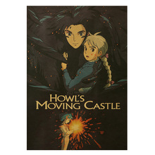 Howl's Moving Castle-original Kraft…