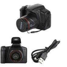 HD SLR Camera Dry Battery Domestic Telephoto Digital Camera Digital Fixed Lens 16X Zoom AV Interfac