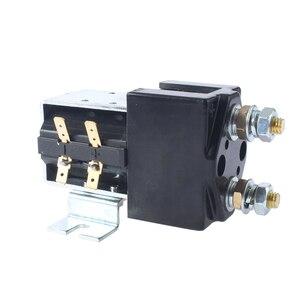 Image 2 - DIANQI SW180 NO (normally open ) style 12V 24V 36V 48V 60V 72V 200A DC Contactor ZJW200A for forklift handling wehicle car winch