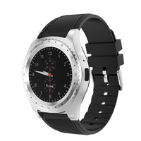 Neue kinder Smart Uhren L9 Full Touch Smartwatch Unterstützung Sim Bluetooth Anruf Schlaf Überwachung Sitzende Erinnerung für IOS Andriod