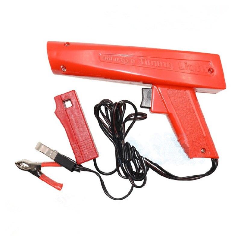 Профессиональный стробоскоп зажигания светильник синхронизации ксеноновая лампа Индуктивный бензиновый двигатель для автомобиля