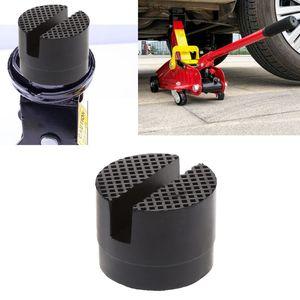 Image 3 - 2020 חדש רצפת מחוררת רכב שקע כרית מסגרת מגן מתאם הגבהה דיסק כלים משטח גומי