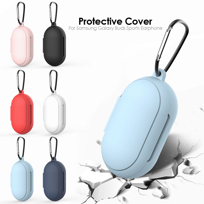 Защитный чехол для Samsung Galaxy Buds/Buds + силиконовый чехол противоударный чехол для наушников Bluetooth чехол для бутонов + бутонов Plus чехлы