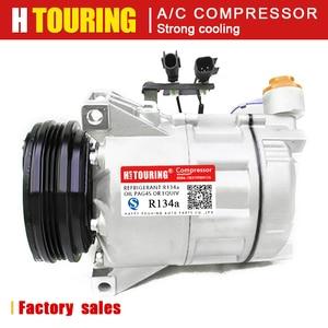 Image 1 - ac compressor For volvo p31315453 / FORD Focus / VOLVO S60 V60 V70 XC70 36001462 31332386 31315453 Z0002259J 31366155 1681 1681P