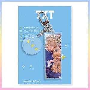 TXT The Dream Chapter Acrylic Key Chain Keyring Tomorrow X Together Choisoo Choi YEON(China)