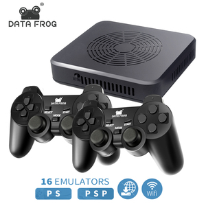 DATA FROG WIFI Video Game Cons