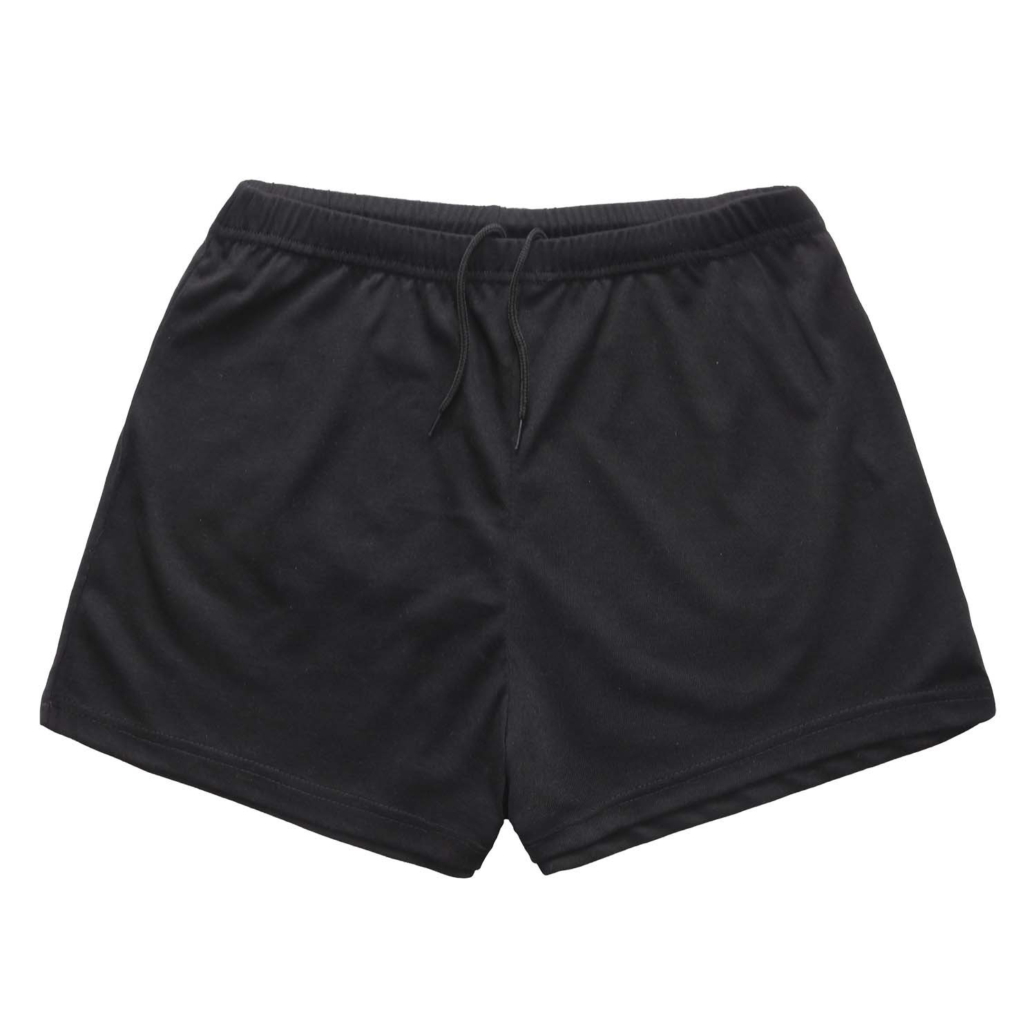 Sports Shorts Men's Quick-Dry Breathable Running Shorts Fitness Elasticity Ultra-Light Solid Color Students Casual Basketball Sh
