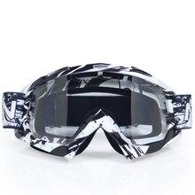 Горячая Распродажа Мото шлем очки gafas moto cross для кроссового мотоцикла шлемы с очками очки лыжные очки для катания на коньках