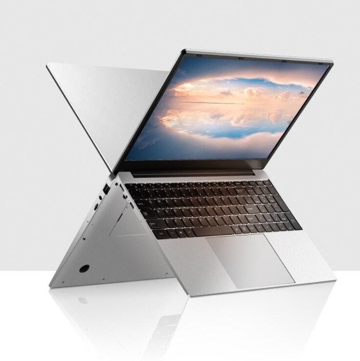 Новейший ноутбук 15,6 i7 4 ГБ 8 ГБ 500 ГБ 1 ТБ HDD SSD Intel Core игровой компьютер Ноутбуки ПК