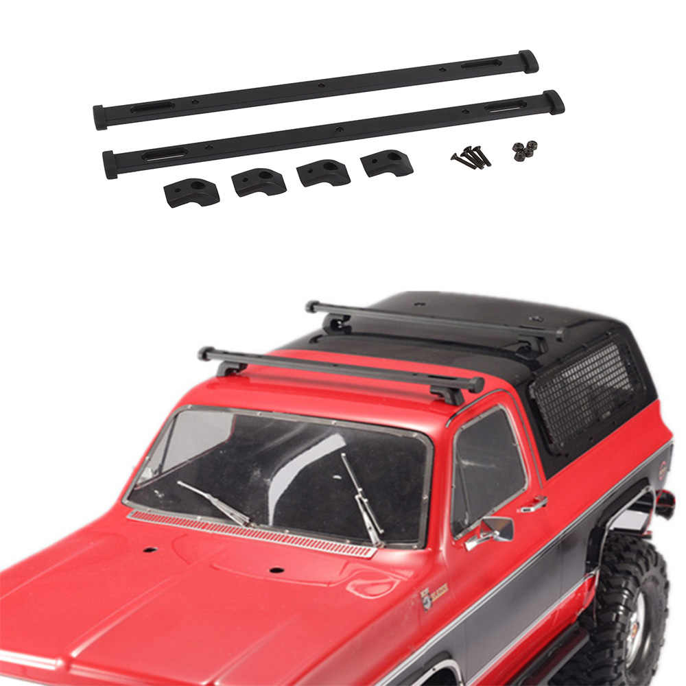 1:10 Scale Roof Rack Luggage Carrier for D90 RC4WD Axial SCX10 TRX-4 Parts