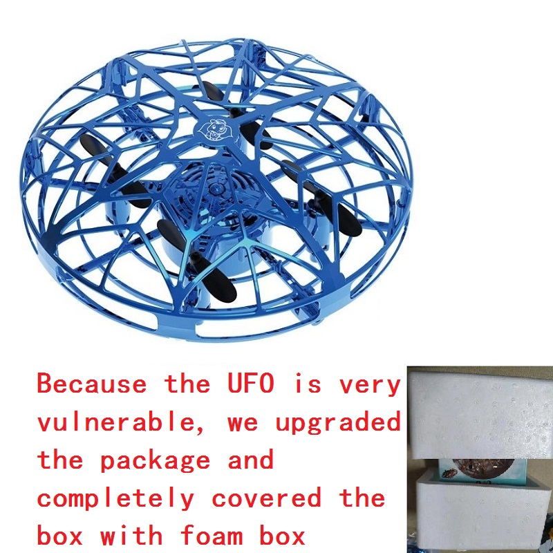 Flying Helicopter Mini drone UFO RC Drone Infraed Induction Aircraft Quadcopter Upgrade Hot High Quality RC Toys For Kids(China)