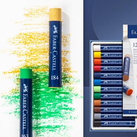 crayon vara cera azul caixa 12 24