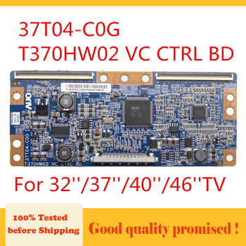 Tcon Board T370HW02 VC CTRL BD  37T04-C0G 32'' 37'' 40'' 46'' TV For Samsung Replacement Original Product Free Shipping - discount item  40% OFF Portable Audio & Video