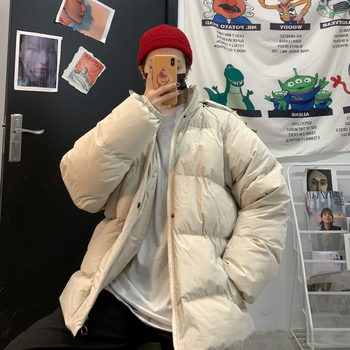 2020 Spring New Korean Version Of The Large Size Trend Original Youth Removable Hat Men's Loose Casual Cotton Coat