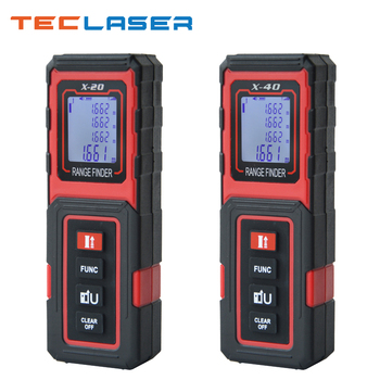 TECLASER Laser Meter Laser Measure Rangefinder Laser Distance Laser Measuring Tape Digital Rangefinder Tape Measure Tool 20-100M 10pcs by dhl fedex 100m laser distance meter digital laser rangefinder measure area volume angle tape with backlight page 3