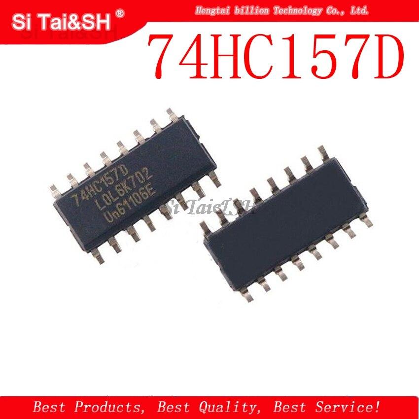1pcs/lot 74HC157D SOP16 74HC157 SOP SN74HC157DR SN74HC157 SMD