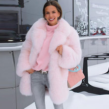 Russian Luxury New Whole Skin Natural Real White Fur Coat Thick Warm Womens High Quality Handmade Clothing Coats Customized