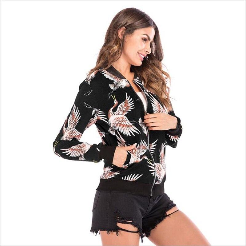 Купить новая модная женская осенняя куртка пальто с длинным рукавом