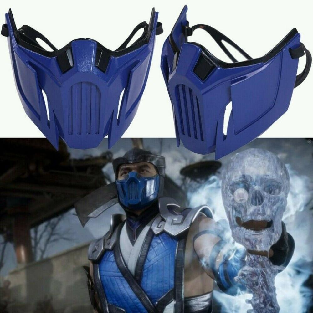 Mortal Kombat 11 Sub Zero Mask