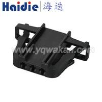 Envío Gratis 5 Juegos 3pin cable de conector de arnés de cableado automático conector de enchufe sin sellado 3B0972703 Conectores     -