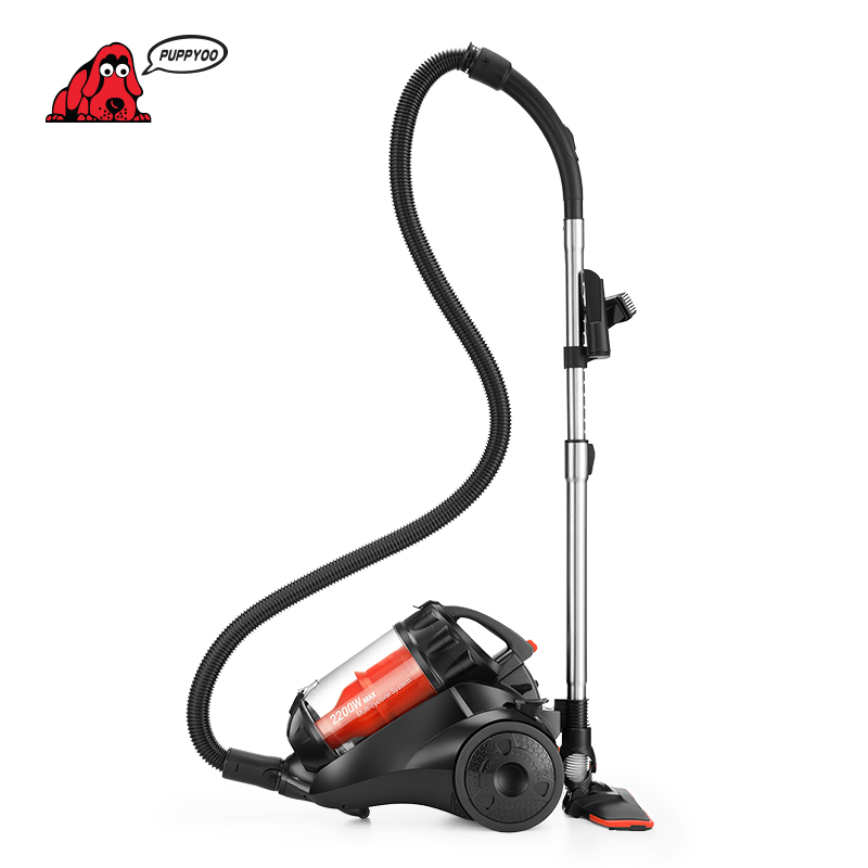 Vacuum cleaner PUPPYOO P9 Pro [Official warranty 1 year, from 2 days]