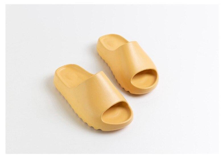 antiderrapante casa de banho sapatos plana eva