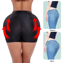 Womens binders and shapers slimming underwear body shaper women butt lifter slimming underwear corrective underwear butt pads
