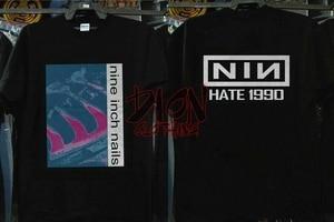 Rare T-Shirt Nine Inch Nails Hate 1990 Pretty Hate Machine Nin Size S To 3Xl