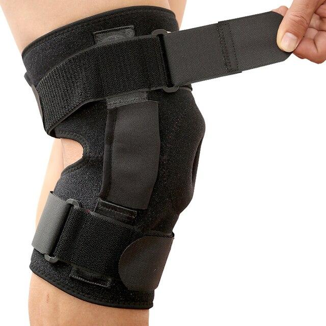 Genouillère pour arthrose réglable et ajustable