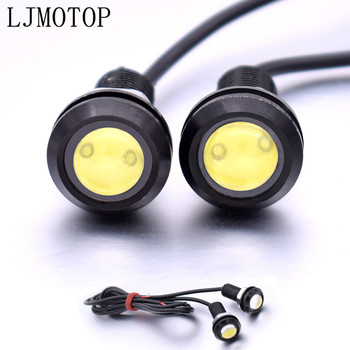 For Suzuki TL1000 DL650 GSR 600 750 GSX S750 R 600 750 Eagle Eye LED Reverse Backup Light Daytime Running Signal Motorcycl Lamp image
