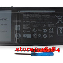 42Wh WDX0R ноутбук Батарея для DELL Inspiron 15 5568 7560 5567/13 7368 серии 13 5378 14-7460 7560 7570 7579 7569 P58F