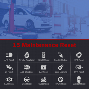 Image 5 - THINKCAR Thinkdriver Obd2 Scanner Bluetooth Professional All System 15 Reset Service Obd2 Automotive Scanner Car Diagnostic Tool