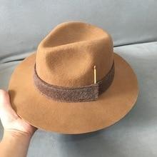Brim Hat British Panama Flat Winter Fashion The Cat And Sir Cloth-Cap Street-Snap Leisure
