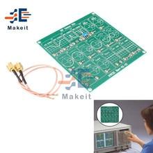 RF Demo Kit Vector NanoVNA RF Tester Board Module VNA Filter Attenuator Network Analyzer Board Electrical Instruments Tools
