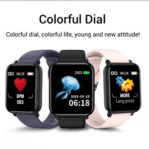 Image 5 - 女性男性スマート電子時計高級血圧デジタル腕時計ファッションカロリースポーツ腕時計女性スポーツ腕時計ギフト